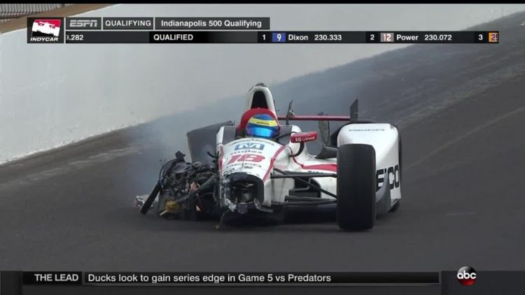 sebastien-bourdais-accident-video