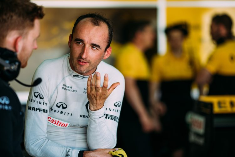 Robert-Kubica-Renault-Formule-1