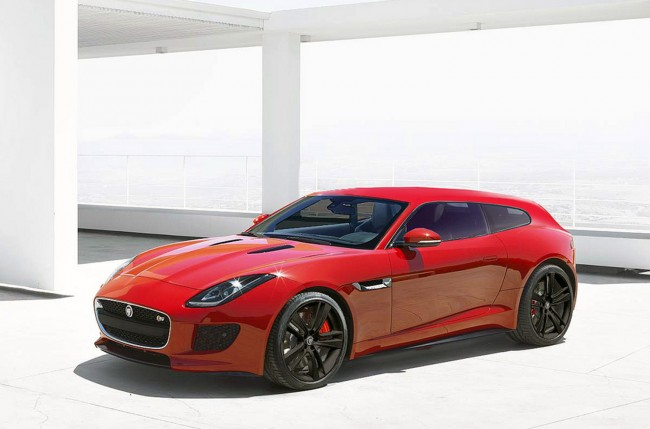 jaguar f type une version sportbrake et gt3 venir les voitures. Black Bedroom Furniture Sets. Home Design Ideas