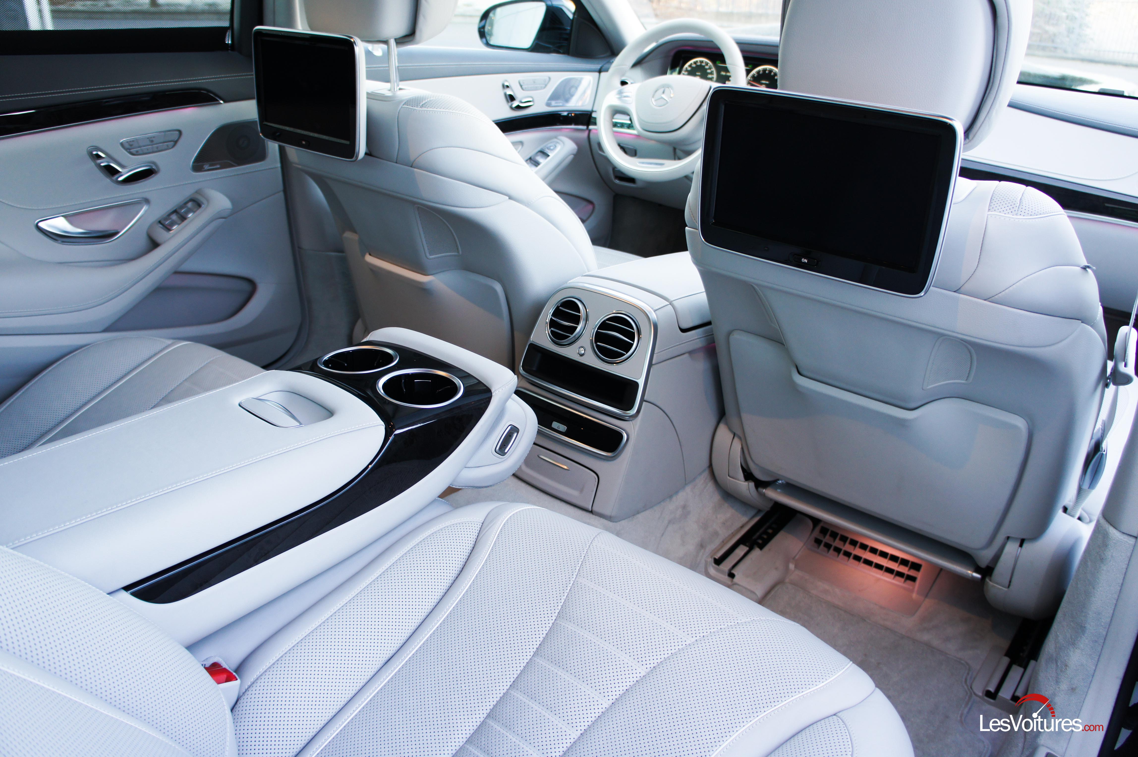 mercedes benz s 400 hybrid la limousine classe business l 39 essai les voitures. Black Bedroom Furniture Sets. Home Design Ideas