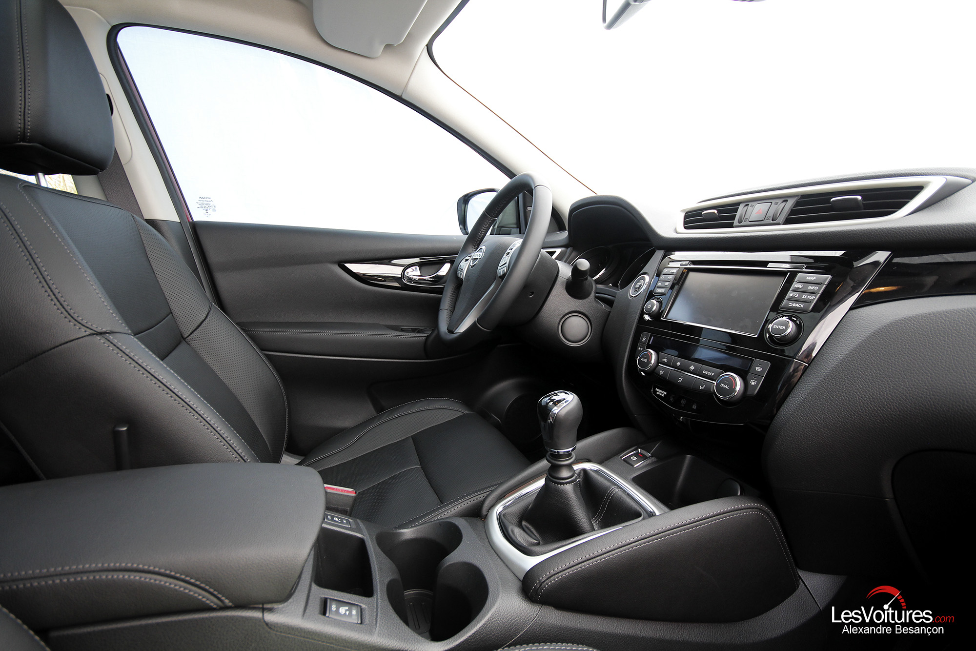 Essai Nouveau Nissan Qashqai 2014 Les Voitures