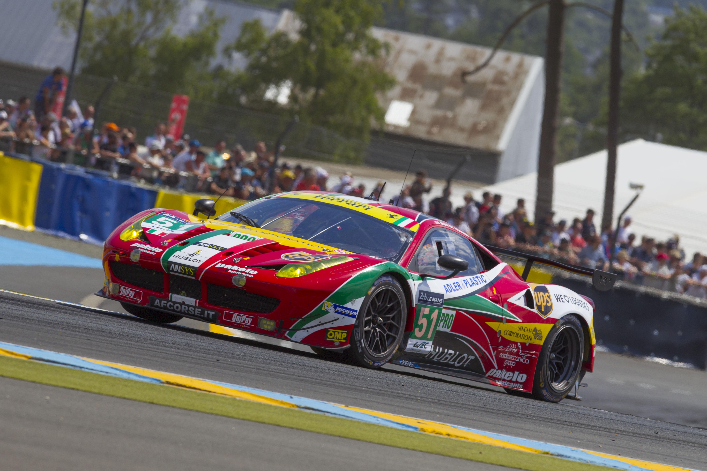 24 Heures Du Mans 2014 Lm Gte Pro Ferrari 458 Af Corse 51