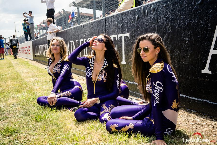 Photos 24 Heures Du Mans 2014 Grid Girl Praga Les Voitures