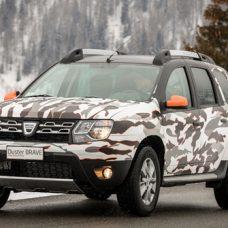 Dacia Duster : deux séries limitées très spéciales pour l'Italie…