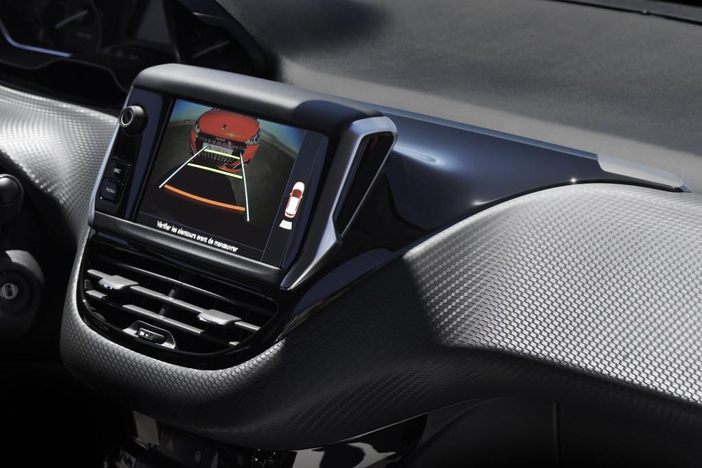 Nouvelle Peugeot 208 2015 15 Les Voitures