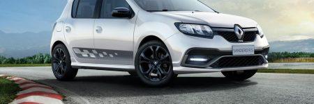 Renault Sandero R.S. : que pour l'Amérique du Sud !