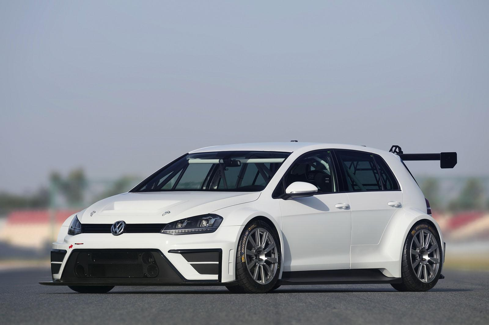 Volkswagen Golf Tcr on Polo 1 2 Tsi Engine