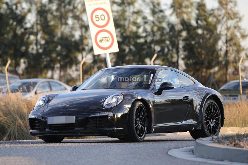 Porsche 911 La Type 992 De 2018 D 233 J 224 En Balade Les