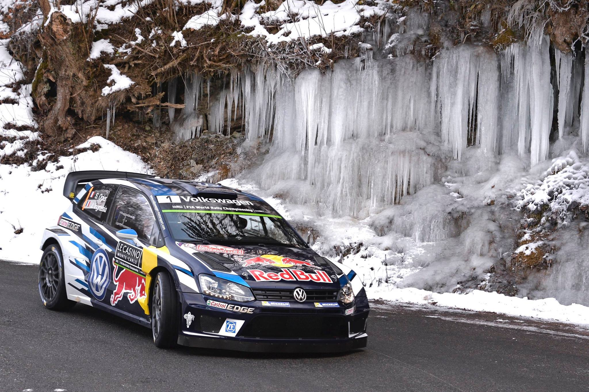 wrc monte carlo 4 me victoire sur ses terres pour ogier les voitures. Black Bedroom Furniture Sets. Home Design Ideas