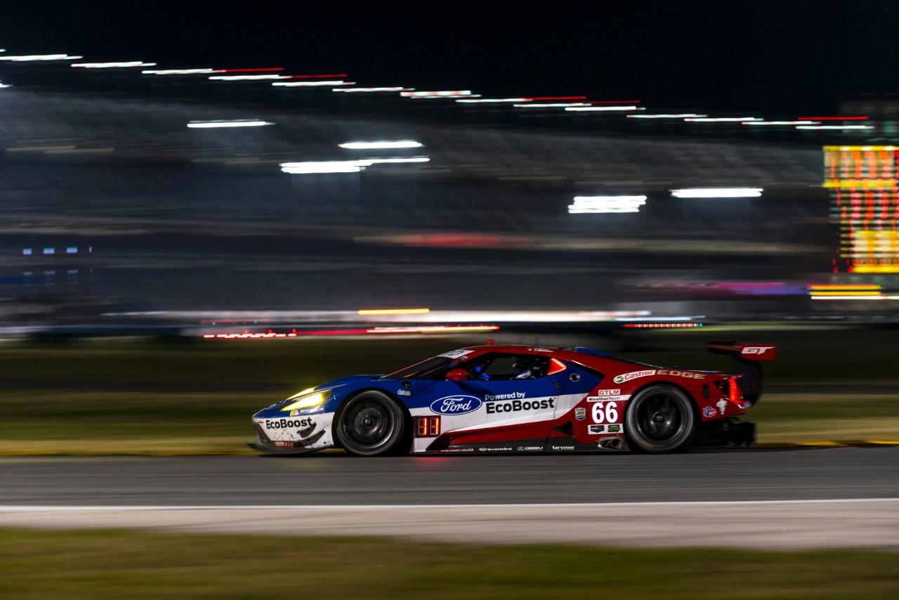 Ford Gt Le Mans 2016 Les Voitures