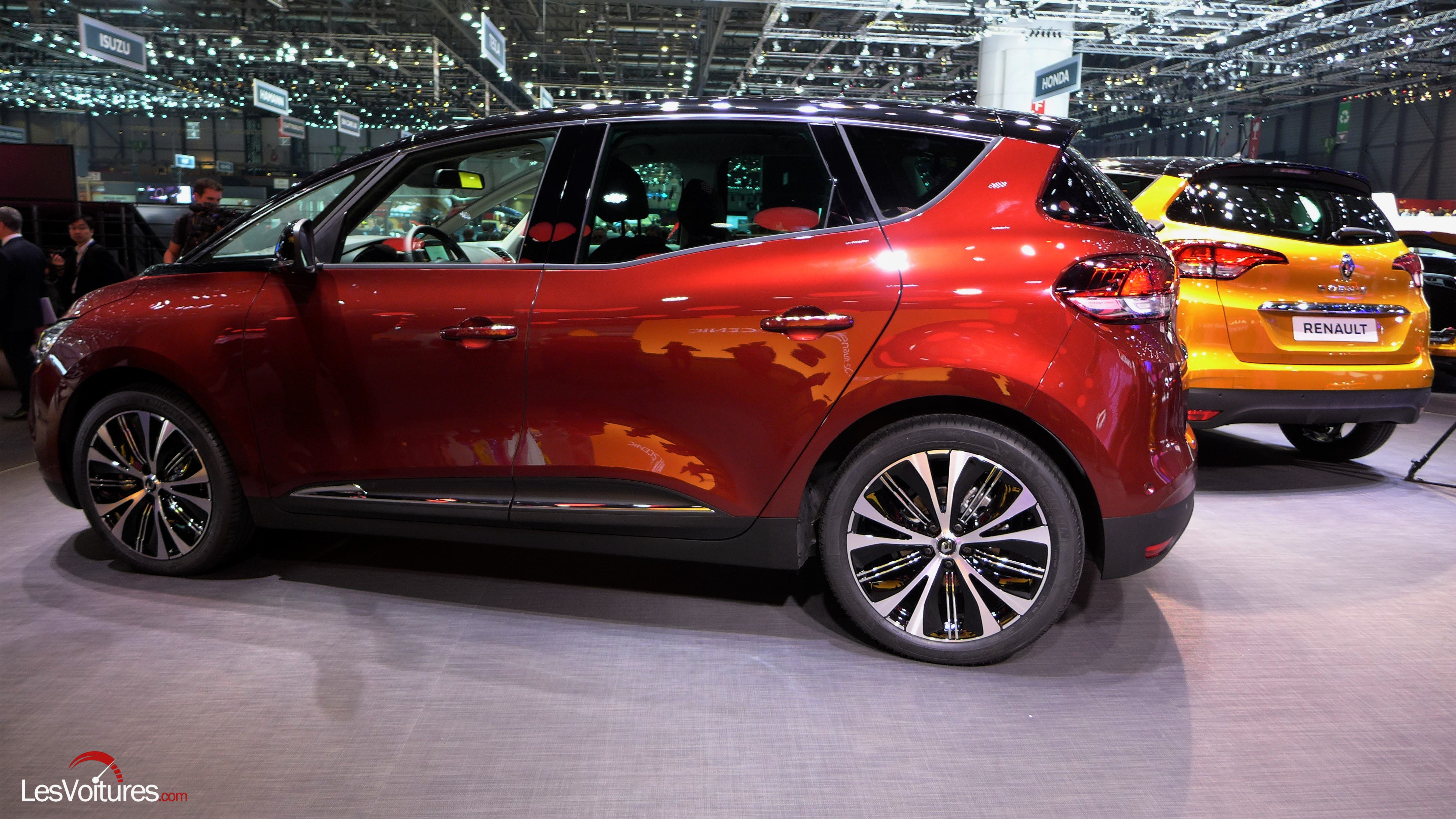 Renault Scenic 4 2016 Geneve 12 Les Voitures