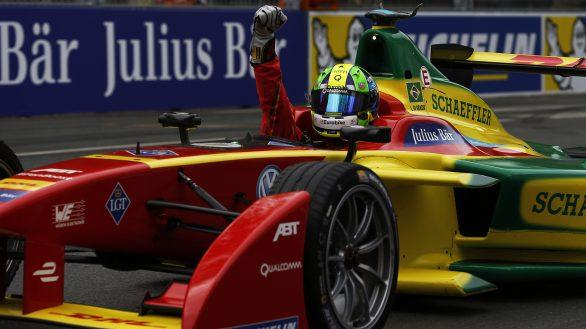 2015/2016 FIA Formula E Championship. Paris ePrix, Paris, France. Saturday 23 April 2016.Photo: Glenn Dunbar/LAT/Formula E ref: Digital Image _89P5640A