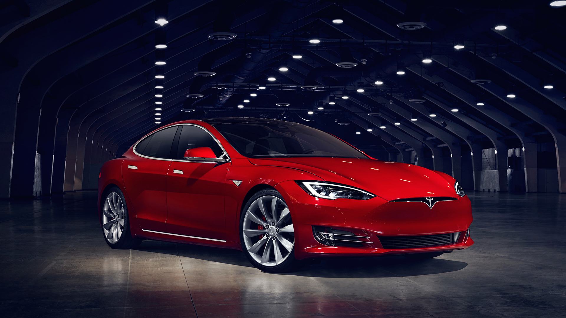 tesla model s p100d upgrade pour un 0 100 km h en 2 7 s et 613 km d autonomie les voitures. Black Bedroom Furniture Sets. Home Design Ideas