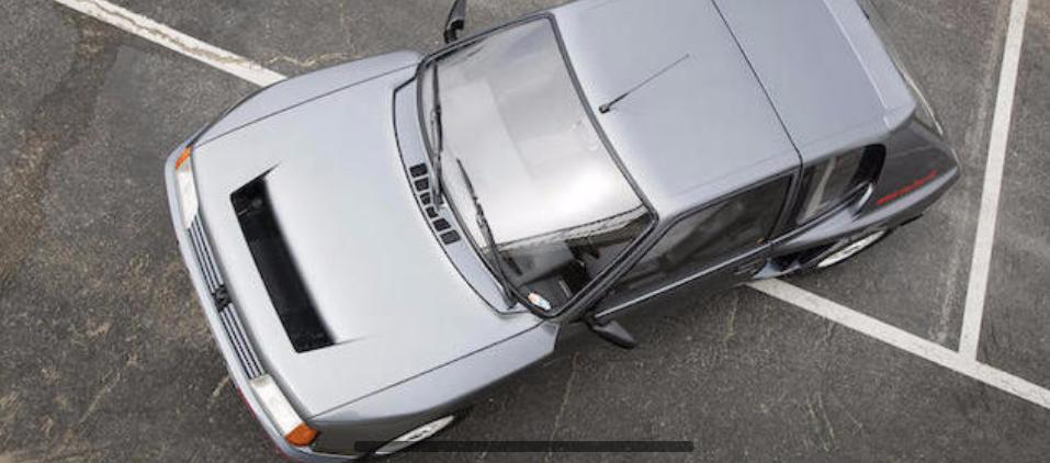peugeot 205 turbo 16 bonhams encheres 1984 3 les voitures. Black Bedroom Furniture Sets. Home Design Ideas