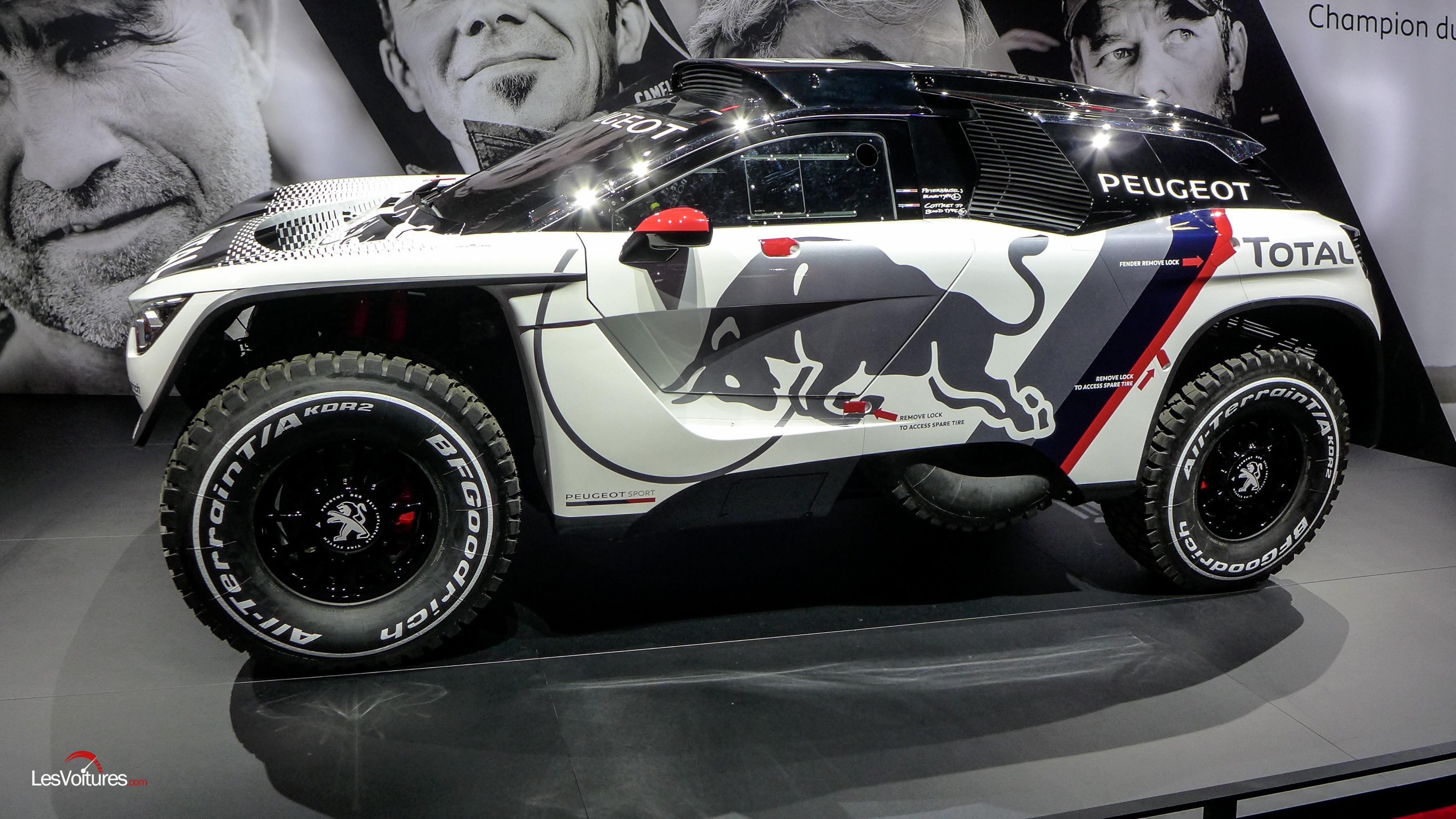 mondial-automobile-paris-2016-17-peugeot-sport-3008-dkr ...