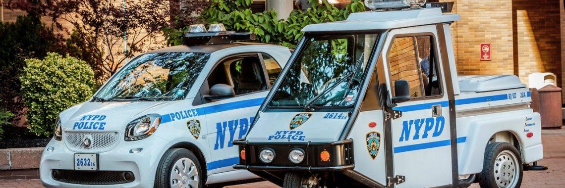 NYPD : des Smart fortwo pour remplacer les vieux tricycles