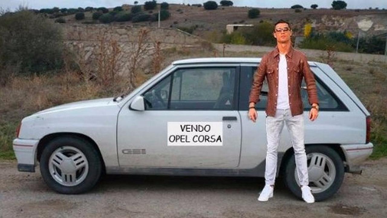 Cristiano Ronaldo Lamborghini Risee Du Net Les Voitures