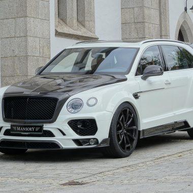 Bentley Bentayga : méchamment métamorphosé et boosté à 700 ch par Mansory !