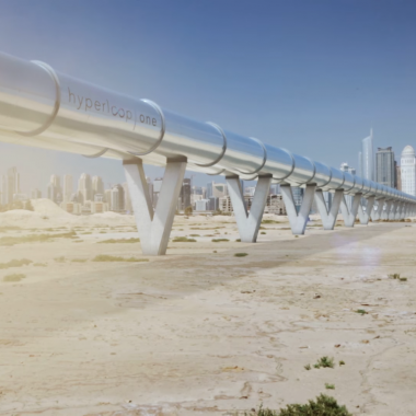 Hyperloop One : 1 200 km/h, le projet de mobilité d'Elon Musk devient concret (vidéo)