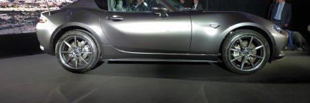 Mazda MX-5 RF : elle débarque en France, toutes les photos et infos !