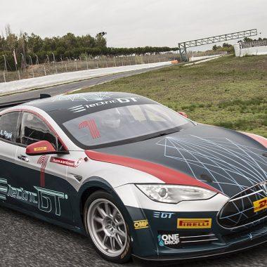 Electric GT Championship : le championnat dédié aux Tesla Model S en approche !