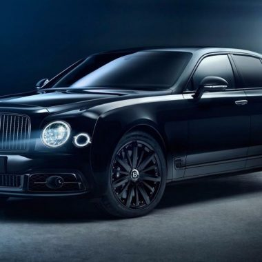 Bentley Mulsanne Speed : une version « horlogerie de luxe » par Mulliner !
