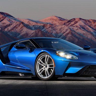 Ford GT : son informatique plus puissante qu'un avion de chasse !