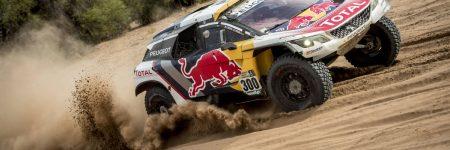 Dakar : triplé Peugeot Sport et 13ème victoire pour Stéphane Peterhansel !