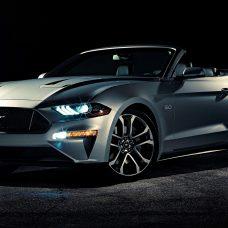 Ford Mustang : au tour du cabriolet d'être restylé !