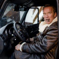 Kreissel Classe G Electrique : Arnold Schwarzenegger en ambassadeur !