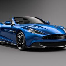 Aston Martin Vanquish S Volante : bestialité et élégance sportive pour le cabriolet de 603 ch !