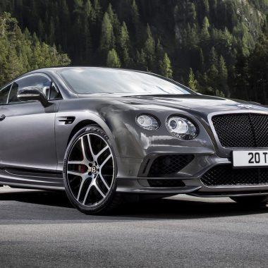 Bentley Continental Supersports : 710 chevaux pour une version extrême !