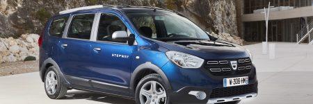 Dacia : les Dokker et Lodgy passent par la case restylage…