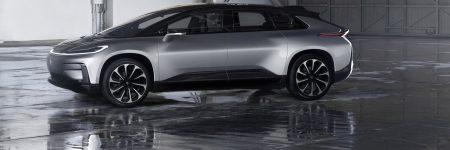 Faraday Future FF 91 : «l'anti-Tesla» de plus de 1 000 chevaux est née !