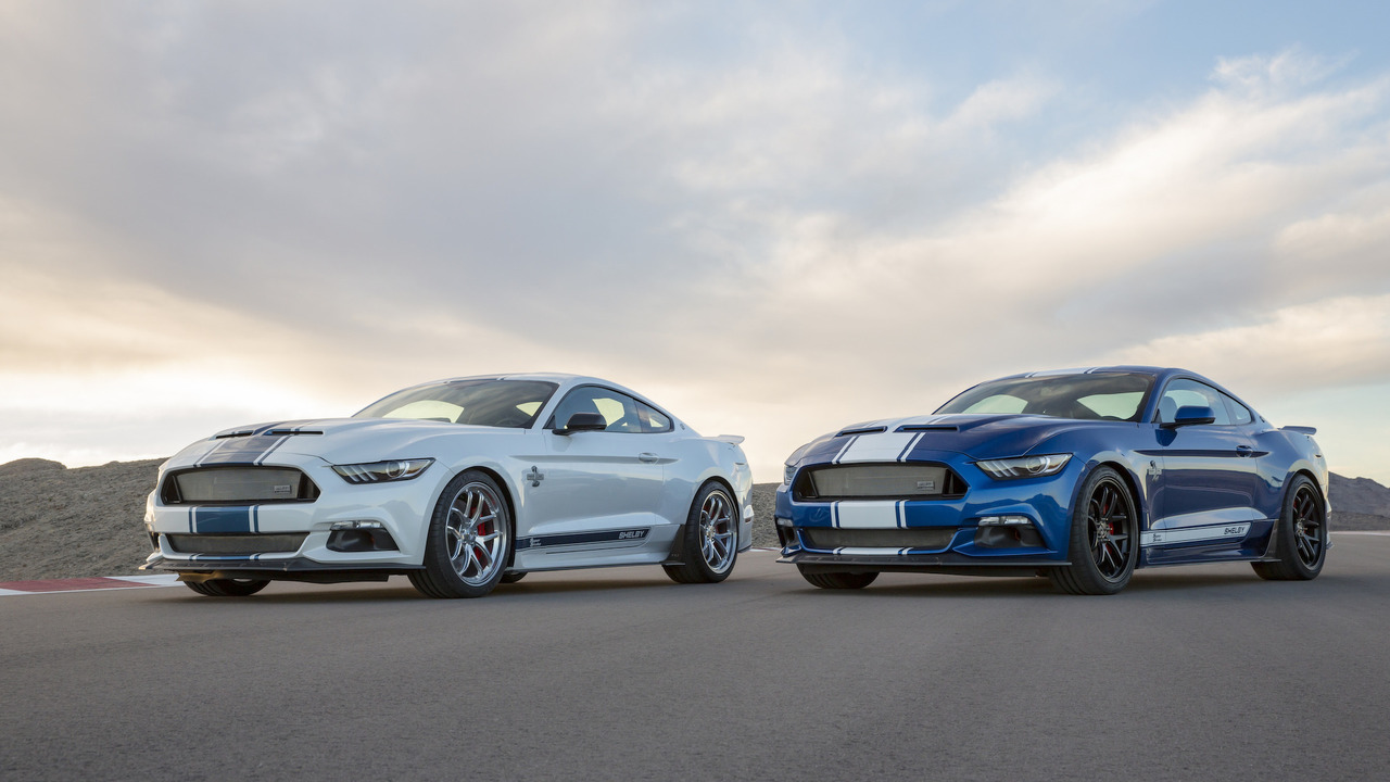 shelby super snake  ford  les voitures