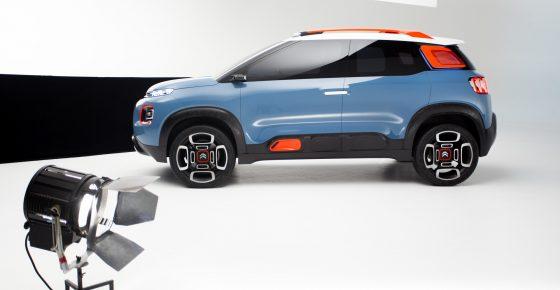 Citroën-C-Aircross Concept-shooting-photo-studio-18