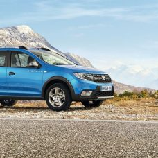 Dacia Logan MCV Stepway : nouveau break baroudeur low cost !