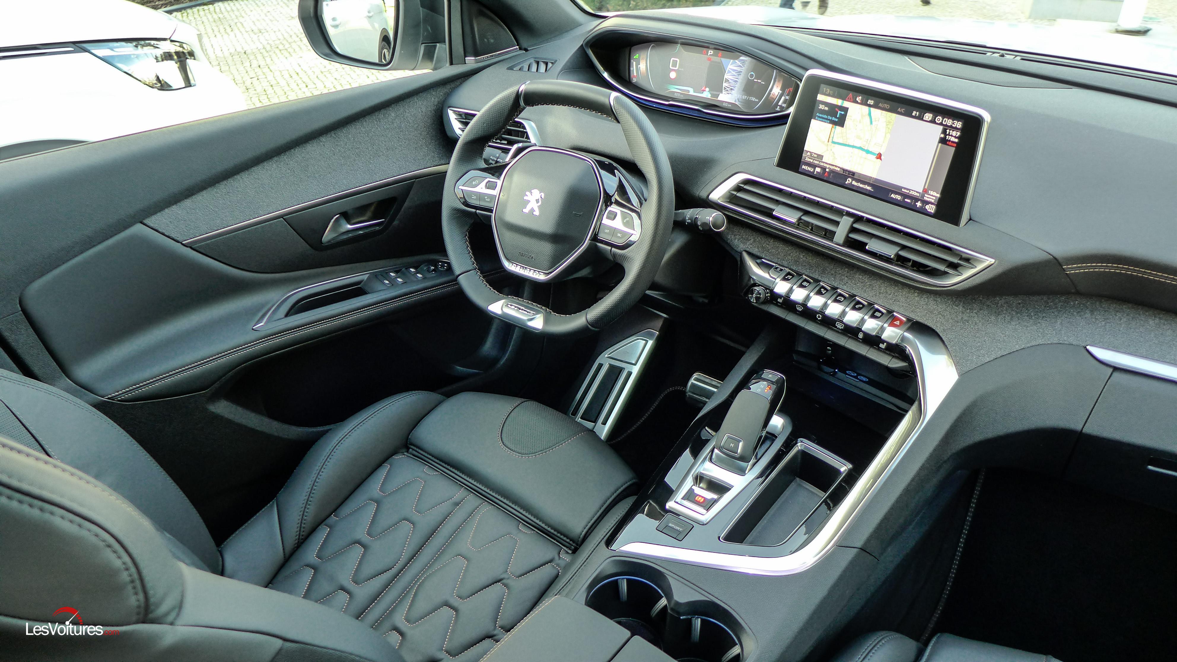 Ford Fusion Sport >> essai-peugeot-5008-suv-7-places -10 | Les Voitures