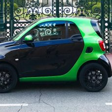 Smart fortwo electric drive : la citadine « fashion et branchée » à l'essai !