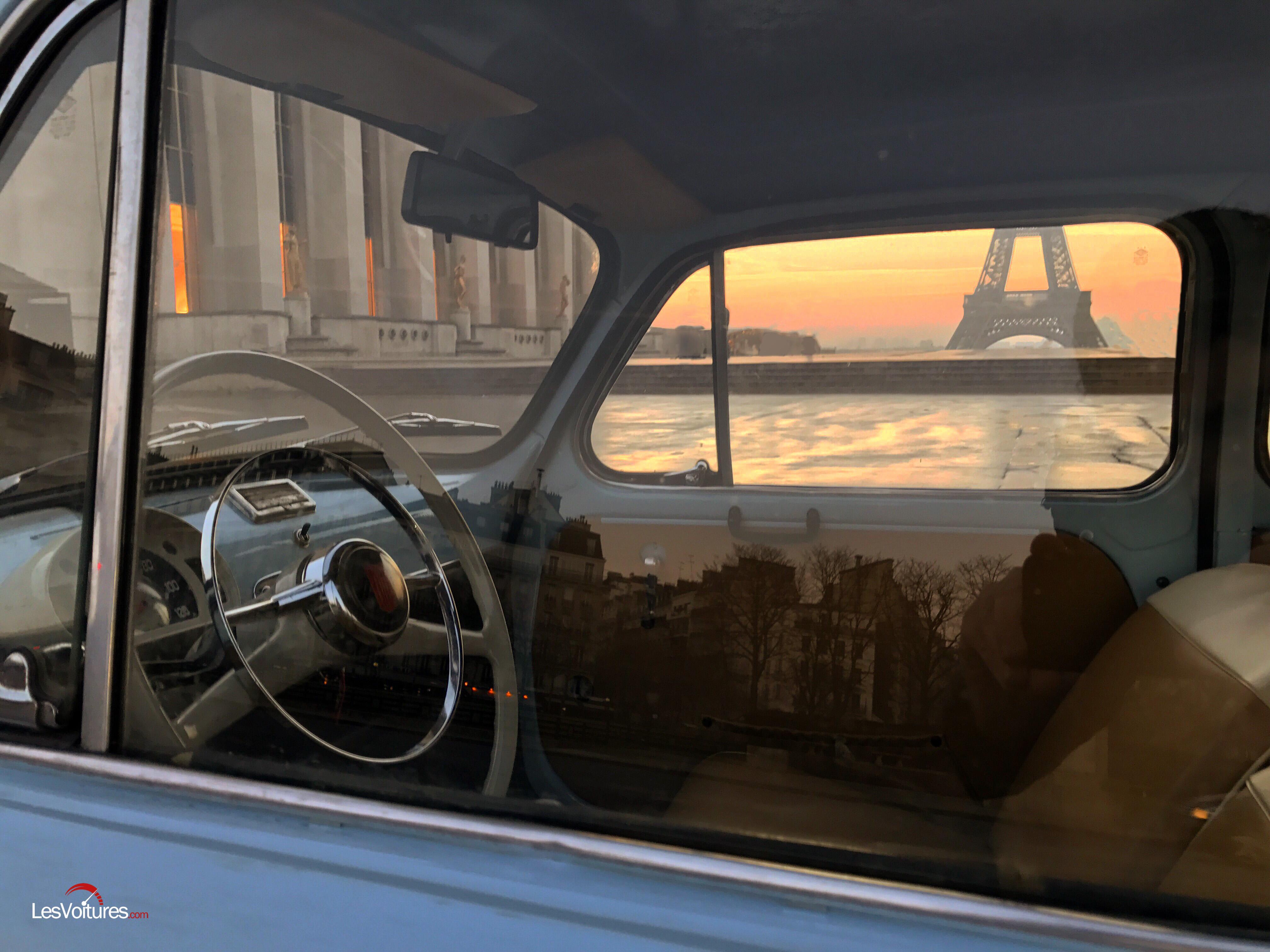 vid o la petite 600 se pr sente paris les voitures. Black Bedroom Furniture Sets. Home Design Ideas