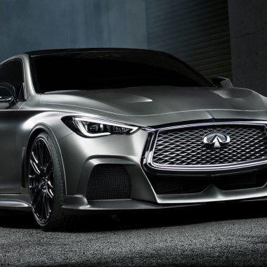 Infiniti Q60 Project Black S Concept : puissant coupé de plus de 500 ch à la sauce F1 !