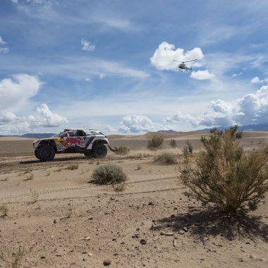 Dakar : le Pérou, la Bolivie et l'Argentine au programme en 2018 !
