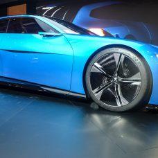 Peugeot Instinct Concept : shooting brake hybride à la «griffe» conduite autonome…