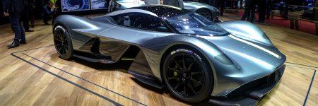 Aston Martin AM-RB 001 : le concept d'Hypercar s'expose à Genève et dévoile son nom !