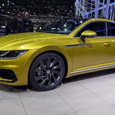 Volkswagen Arteon : première mondiale pour la grande berline à Genève !