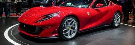 Ferrari 812 Superfast : sous tous les angles à Genève !