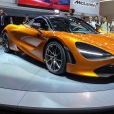 McLaren 720S: un «ovni roulant» atterrit au salon de Genève!