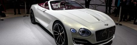 Bentley EXP 12 Speed 6e Concept : petit, électrique mais sublime !