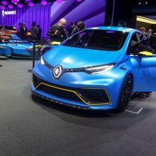 Renault ZOE e-Sport Concept : 460 chevaux issus de la Formula E !