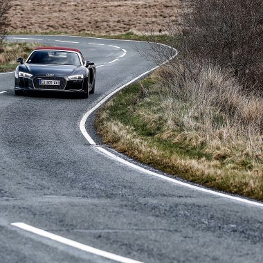 Audi R8 Spyder : une «espèce rare» à l'essai !